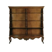 French Heritage Parc Saint-Germain 75'' Standard Bookcase; Light Cherry