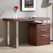 J&M Furniture Paris Computer Desk