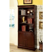 Hokku Designs Franklin 76'' Standard Bookcase