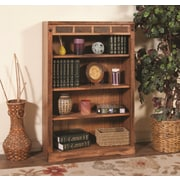 Just Cabinets Sedona 48'' Standard Bookcase