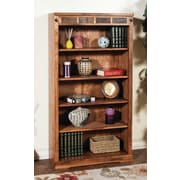 Just Cabinets Sedona 60'' Standard Bookcase