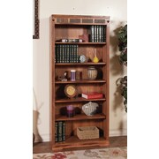 Just Cabinets Sedona 72'' Standard Bookcase