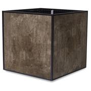 TheTrades&WaresCo Porcelain Planter Box; Musk