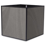 TheTrades&WaresCo Porcelain Planter Box; Anthracite