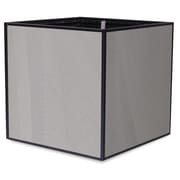 TheTrades&WaresCo Porcelain Planter Box; Grigio