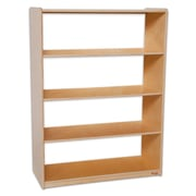 Wood Designs Natural Environment 48'' Standard Bookcase