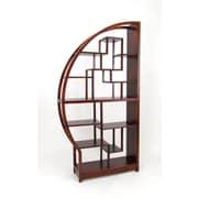 Wayborn 76'' Accent shelves Bookcase