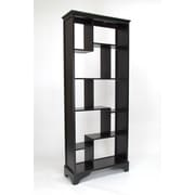 Wayborn 78'' Accent Shelves Bookcase