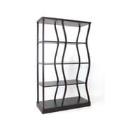 Wayborn Riaze Double Display 62'' Accent Shelves
