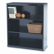 Tennsco Tennsco 42'' Standard Bookcase; Black