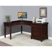 Turnkey LLC Oxford Corner Desk; Standard