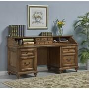 Turnkey LLC Avignon Credenza Desk with Drawer; Standard