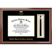 Campus Images NCAA United States Air Force Academy Tassel Box and Diploma Picture Frame