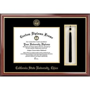 Campus Images NCAA California State University, Chico Tassel Box and Diploma Picture Frame