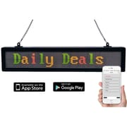 Royal Sovereign RSB-1510 Bluetooth Message Sign with Free App, Multilingual