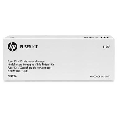 HP Laser Fuser Kit, 150000 Pages, 110V AC (CE977A)
