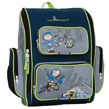 Louis Garneau Children Sports Backpack, Assorted, BMX