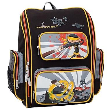 Louis Garneau Children Sports Backpack, Assorted, Ninja