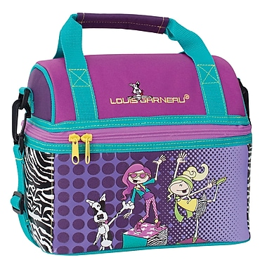 Louis Garneau Children Lunch Box with Dome Opening, Dance