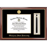 Campus Images NCAA Oklahoma State University Tassel Box and Diploma Picture Frame