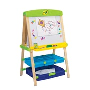 Grow 'n Up Folding Marker Tray Adjustable Magnetic Board Easel