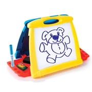 Grow 'n Up Folding Marker Tray Double Sided Board Easel