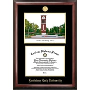 Campus Images NCAA Louisiana Tech University Embossed Diploma Picture Frame