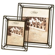 Fetco Home Decor Tuscan Linwood Picture Frame; 5 x 7