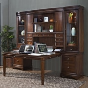 Fairfax Home Collections Madison Writing Desk w/ Hutch