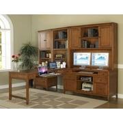 Fairfax Home Collections Companion Computer Desk
