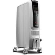 DeLonghi 1,500 Watt Portable Electric Radiant Radiator Heater with Electronic Controls