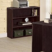 Flexsteel Contract Saratoga 36'' Standard Bookcase; Pinot Cherry