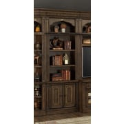 Parker House Aria Door 94.5'' Barrister Bookcase