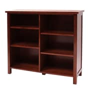 DonnieAnn Company Oakdale Double 37.75'' Bookcase