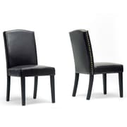 Wholesale Interiors Baxton Studio Parsons Chair (Set of 2)