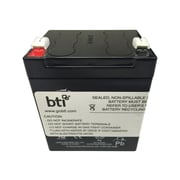 BTI 12 V Replacement Battery for APC BE350 UPS (RBC45-SLA45-BTI) (RBC45-SLA45-BTI )