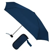 "Natico Traveler Umbrella 36"" Arc Navy Blue (60-113-NBL)"