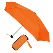 "Natico Traveler Umbrella 36"" Arc Orange (60-113-OR)"
