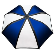 "Natico Gradient Umbrella 58"" Arc Blue and White (60-122-BL-WH)"