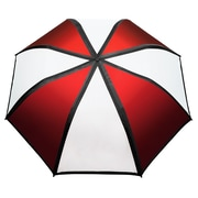 "Natico Gradient Umbrella 58"" Arc Red and White (60-122-RD-WH)"