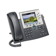 Cisco™ 6 Line Unified IP Phone, Dark Gray/Silver (CP-7965G-CCME)