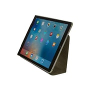 """Case Logic® CSIE-2241 SnapView Polycarbonate Carrying Case for 12.9"""" Apple iPad Pro, Petrol Green"""