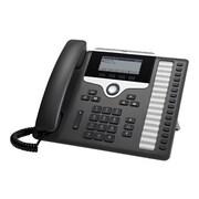 Cisco™ CP-7861-K9= 16 Line Wired IP Phone, Black
