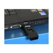 Edge™ DiskGO Secure Pro 8GB 23 Mbps/15 Mbps USB 2.0 Flash Drive (PE231903)