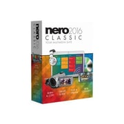Nero 2016 Classic Utility Software, CD/DVD (AMER-10060000/553)