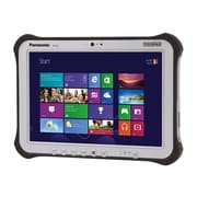 "Panasonic® Toughpad FZ-G1 10.1"" Tablet, 8GB, Windows 10, Black/Silver"