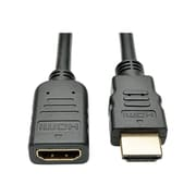 Tripp Lite P569-006-MF 6' HDMI High-Speed Extension Cable, Black