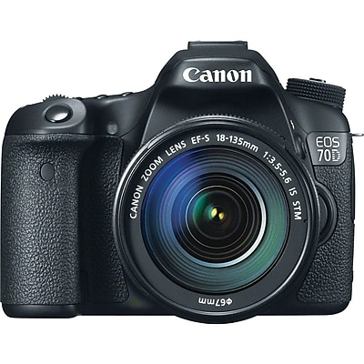 Canon EOS 70D 20.2 MP Digital SLR