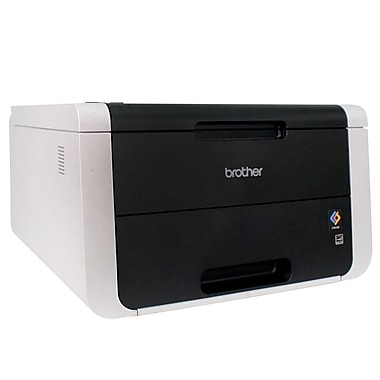 Brother (HL-3170CDW) Digital Colour Printer with Wireless Networking and Duplex
