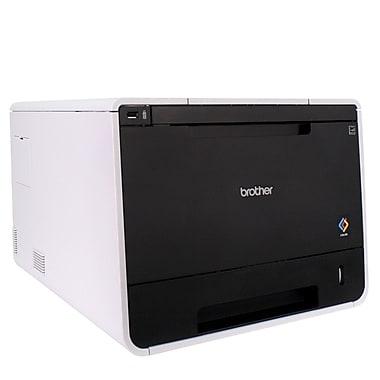 Brother - Imprimante laser tout-en-un sans fil couleur HL-L8350CDW avec duplex
